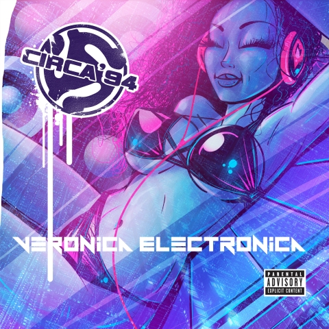 """VERONICA ELECTRONICA""  on iTunes"